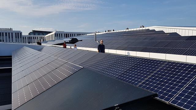 panely solární